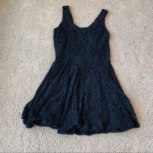 NWT American Rag Black Lace Dress